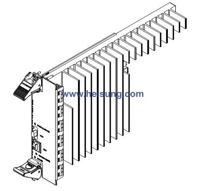 图片 以太网网络接口卡尾板CSP-CSC-ETH-RTM-01