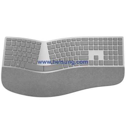 图片 Surface 人体工程学键盘